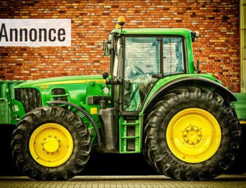 Få styr på udstyret til din traktor