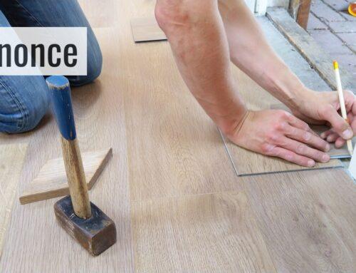 Er man en rigtig mand, hvis man kan lægge gulv?