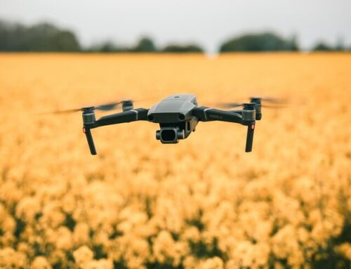 Hvordan hjælper droner landmanden?