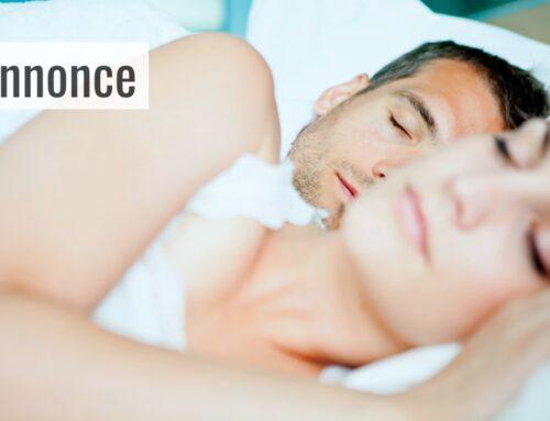 Sådan sikrer I at I begge får en god nats søvn