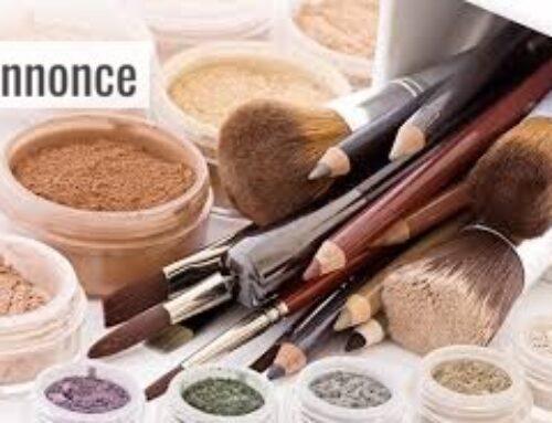 Naturlig makeup er blevet meget trendy
